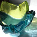 Fused vase