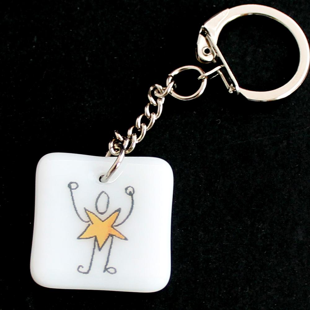 star person key